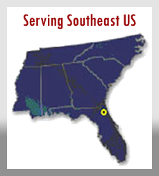Serving the Southeast US